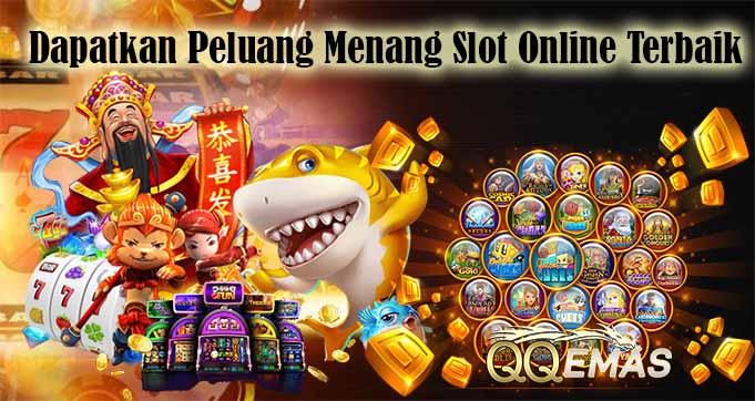 Dapatkan Peluang Menang Slot Online Terbaik